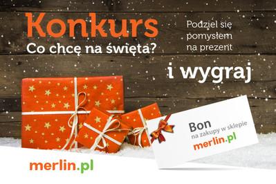Zakupy gwiazdkowe z merlin.pl – WYNIKI