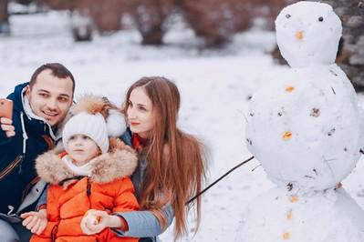 Bezpieczna zima Twojego malucha – ważne rady!