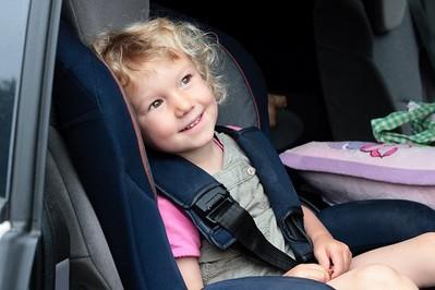 Komfort i bezpieczeństwo dziecka w podróży