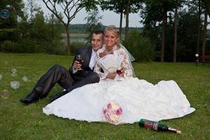To był Ślub jak Z BAJKI;)