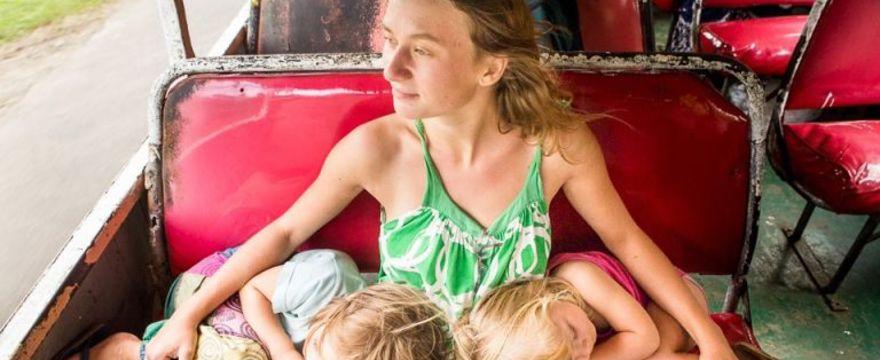 Podróżowanie bez granic z dziećmi!