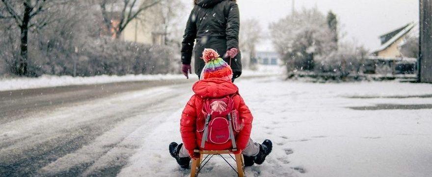 Jak zapobiegać odmrożeniom u dzieci w czasie mrozu?