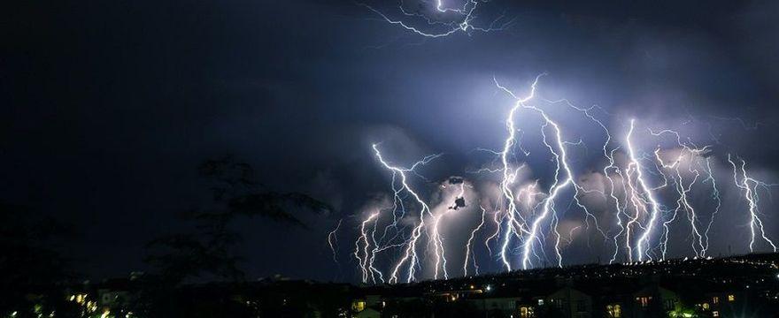 Burza: co twoje dziecko wie o burzy i czy wie czego Nie robić w czasie burzy