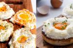 Cloud eggs - przepis na jajko na chmurce – jak je zrobić?