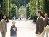 zwiedzanie parku zamkowego  Schönbrunn