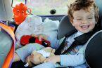 Nasz maluch i jego samochodowy świat! :)