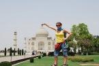 Cindy z Indii